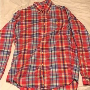 Ralph Lauren button up shirt size m